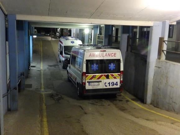 U Beogradu tokom noći zabeležena jedna saobraćajna nesreća