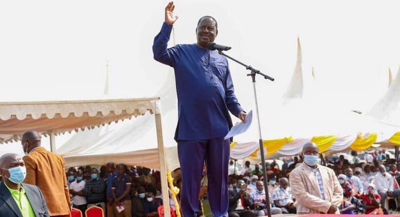 BBI is not a backdoor to take me to State House – Raila Odinga