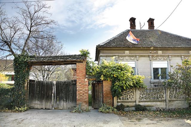 Kuća u kojoj živi napadač