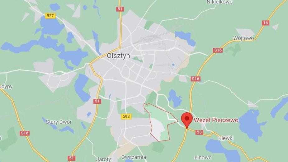 Węzeł Pieczewo