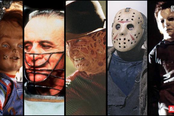 Od njih se ledi krv u venama: NAJPOZNATIJI LIKOVI IZ HOROR FILMOVA