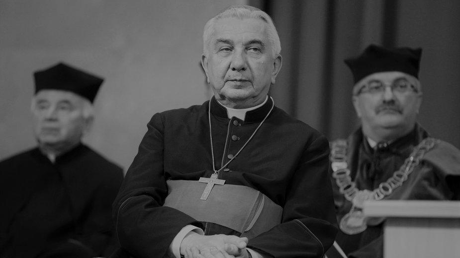 Nie żyje abp Wojciech Ziemba