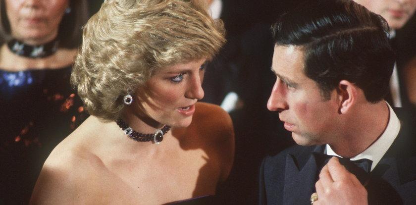 Diana przyłapała Karola na tym z kochanką