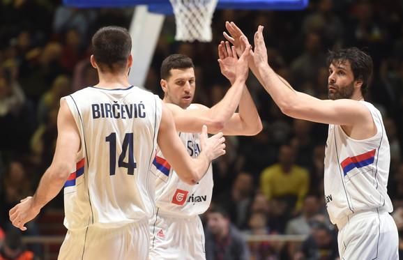 Najbolji kad je najteže: Srbija nadigrala Izrael i plasirala se na Svetsko prvenstvo