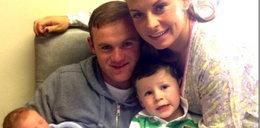 Rooney znów został ojcem (ZDJĘCIA)
