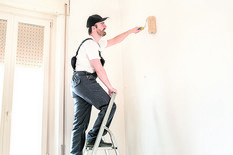 krecenje zida, moler