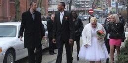 Amerykański koszykarz poślubił Polkę