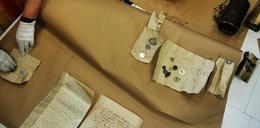 Znaleźli kapsułę czasu sprzed 200 lat! Co skrywa?