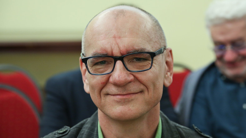 Publicysta i reportażysta Dariusz Rosiak