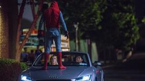 """Audi A8 zadebiutuje w nowym filmie """"Spider-Man"""""""