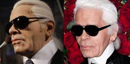 Lagerfeld doczekał się klona. Z wosku