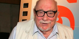 Jerzy Hoffman w Muzeum Kinematografii