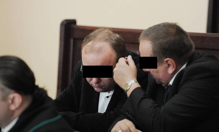 proces policjantów w sprawie Olewnika