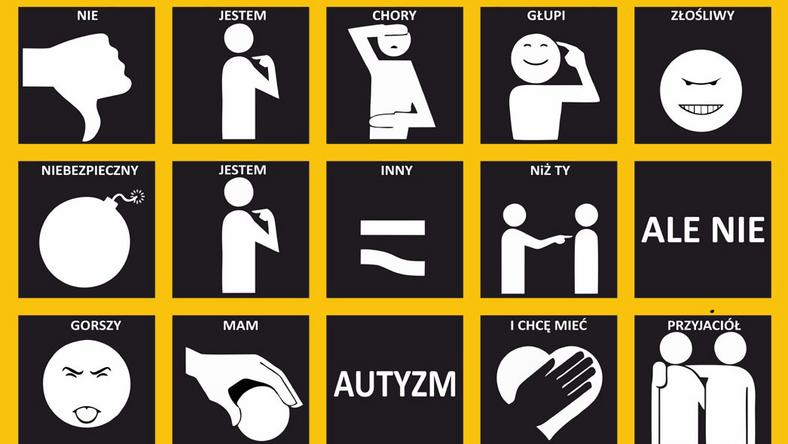 Zespół Aspergera Image: Nie Jestem Kosmitą. Mam Zespół Aspergera