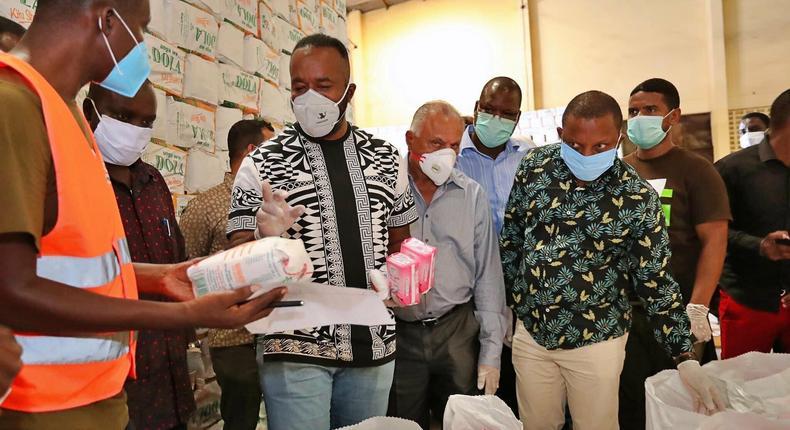 Governor Hassan Joho reveals major challenge Mombasa county is experiencing in containing Coronavirus