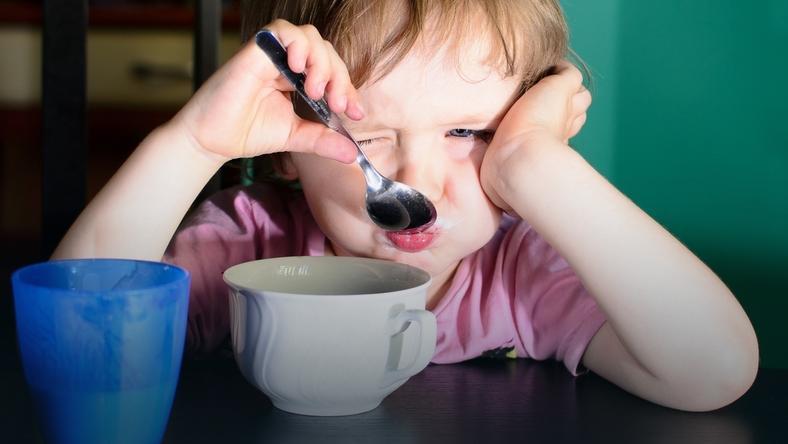 Niejadek - jak nakłonić malca do jedzenia?