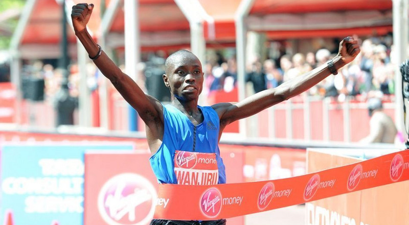 Kenyan athlete, Daniel Wanjiru banned for doping