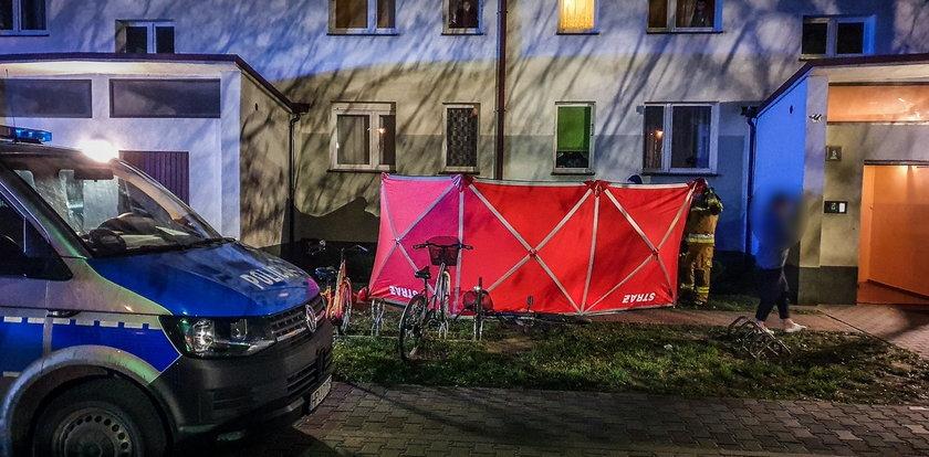 Tragedia w Lesznie. Nie żyje 32-latek