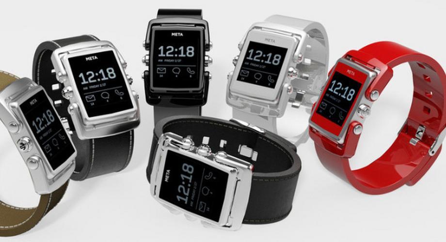 CES 2014: Metawatch stellt neue Premium-Smartwatch Meta vor