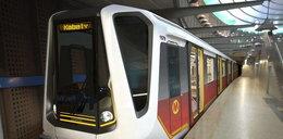 Takie będą nowe pociągi metra. FILM