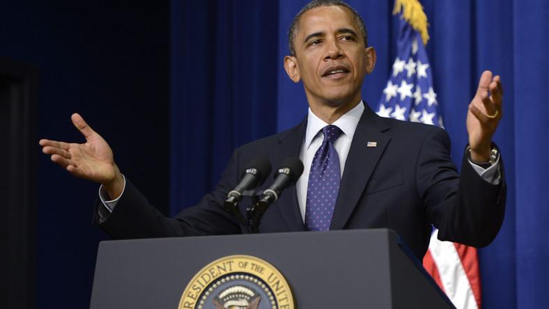 """Biały Dom powtórzył oświadczenie z poprzedniego dnia - z wyrazami ubolewania - na temat gafy prezydenta Baracka Obamy z """"polskim obozem śmierci"""""""