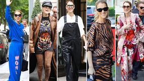 Celine Dion w nieudanych stylizacjach. Jak w ostatnich dniach prezentowała się artystka?