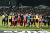 FK Skenderbeg, FK Partizan