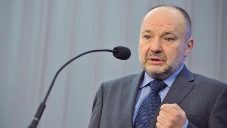 """""""Lech Kaczyński był niewygodny dla wielu grup w Polsce i za granicą"""" - powiedział Maciej Łopiński"""