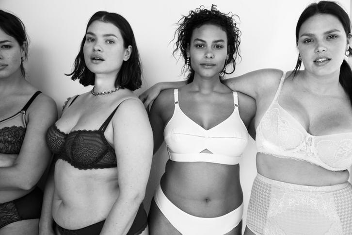 Vogue pokazuje modelki plus size