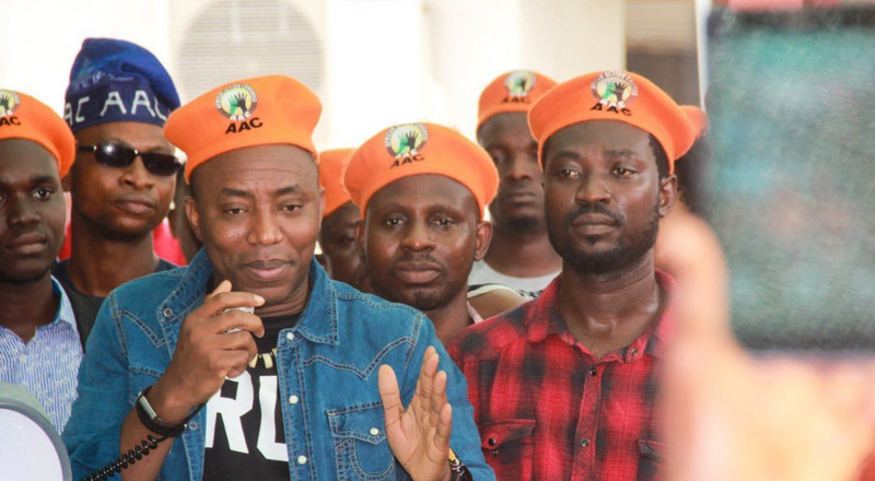 Presidency explains why DSS is interested in keeping Sowore in detention