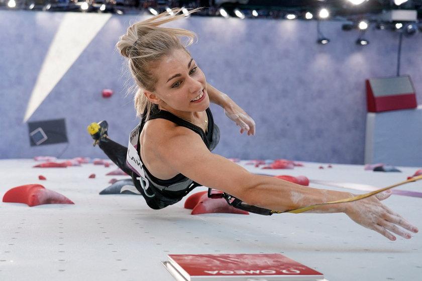 leksandra Mirosław (27 l.) jest kandydatką do olimpijskiego podium w wieloboju.