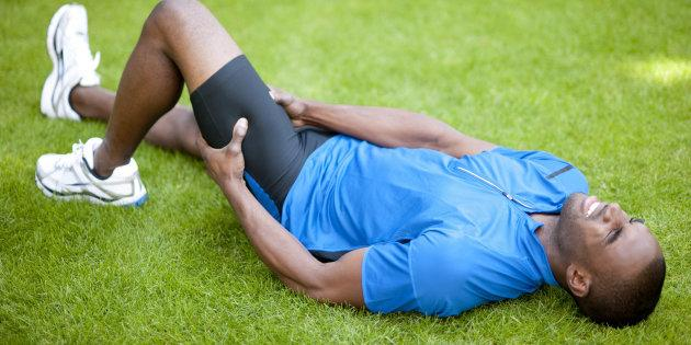 Inadequate water intake gives muscle cramps