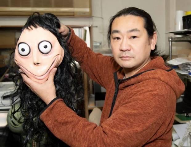 Keisuke Aiso és a teremtménye, Momo.