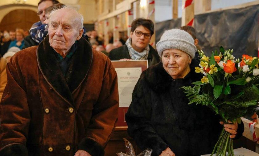 Przeżyli ze sobą 75 lat!