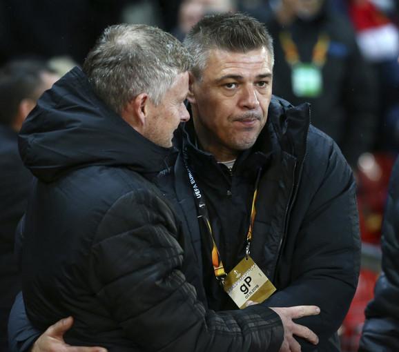 Triput su igrali jedan protiv drugog, sad su treneri: Solskjer i Savo Milošević pred meč Mančester junajted - FK Partizan