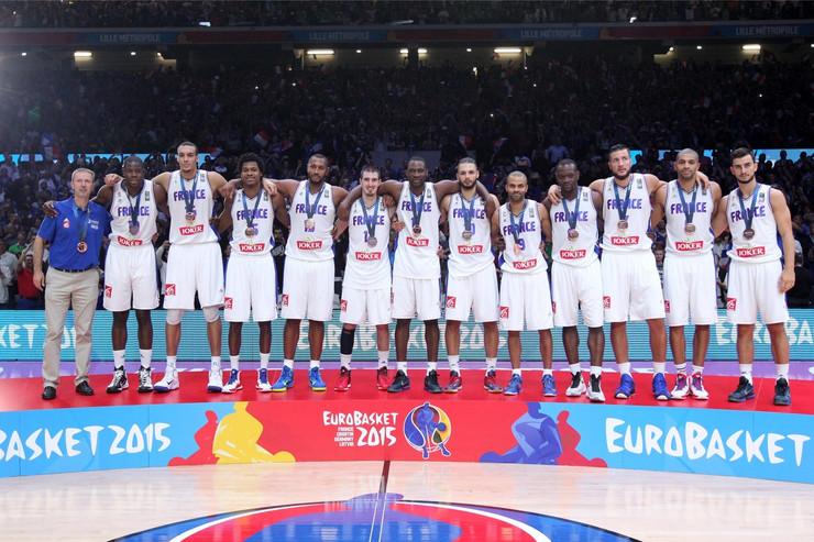 Košarkaška reprezentacija Francuske