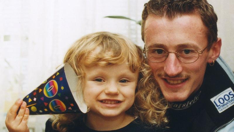 Karolina Małysz z tatą