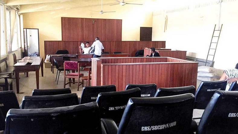 Calabar High Court room / Image used for illustration (Guardian NG)
