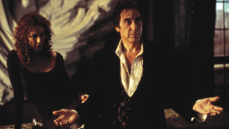 "10. John Milton (Al Pacino, ""Adwokat diabła"")"