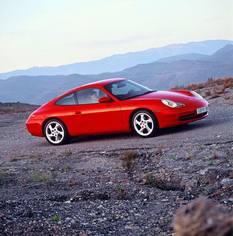 Porsche 911 ma już 50 lat