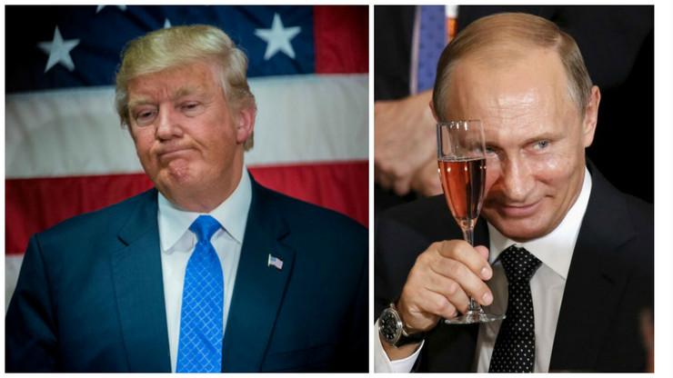 Tramp Putin kombo