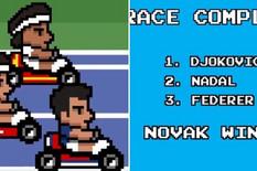 PA, KOLIKO JE OVO MOĆNO! Novakova trka do svetskog trona na nikad zabavniji način /VIDEO/