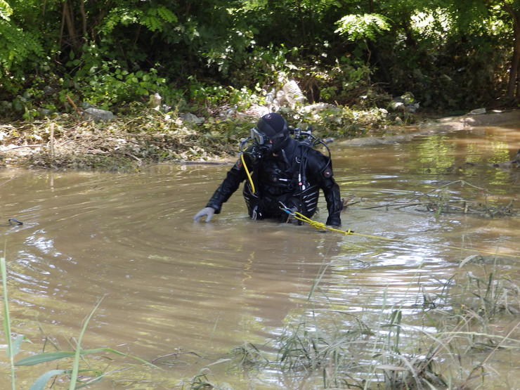 Trstenik 01, prva žrtva poplava