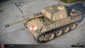 """World of Tanks - """"polski"""" czołg trafi do gry"""