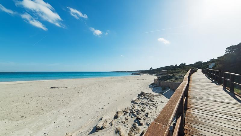 Plaża La Pelosa
