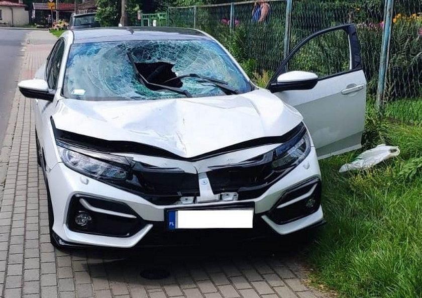 Tragedia w Olkuszu.
