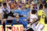 Fudbalska reprezentacija Argentine, Fudbalska reprezentacija Kolumbije