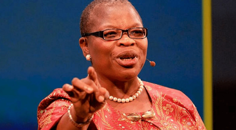 Ezekwesili says Galadima's allegations are a figment of his imagination