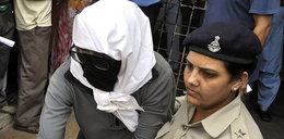 Skandaliczne słowa policjanta: To zgwałcona jest winna...