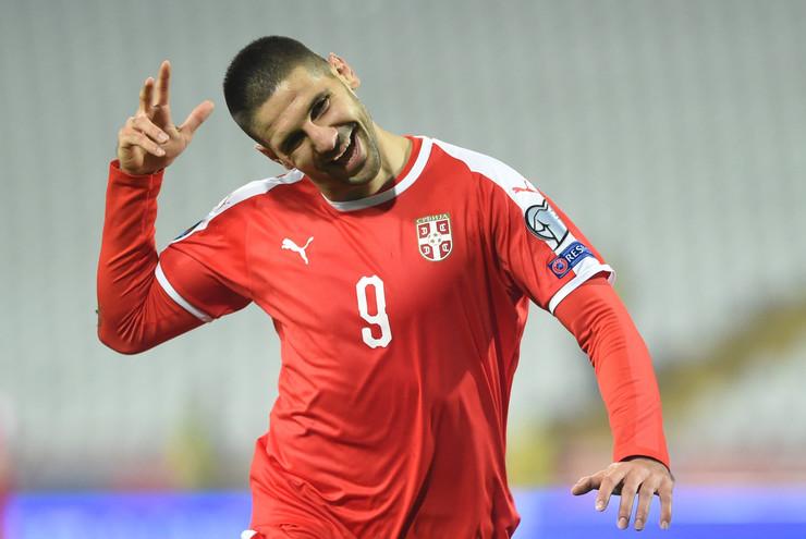 Fudbalska reprezentacija Srbije, fudbalska reprezentacija Luksemburga